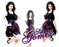 selena-gomez-and-demi-lovato - Selena Gomez wallpaper