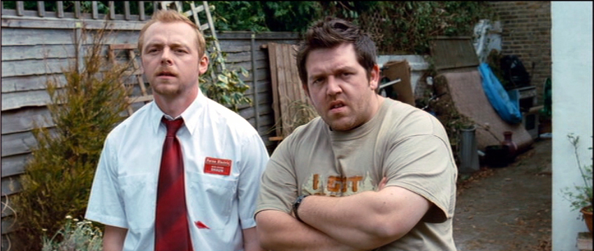 Shaun Of The Dead Images Shaun Of The Dead Wallpaper And Background