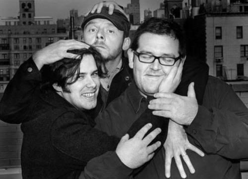 Simon, Nick & Edgar