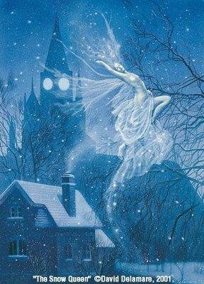 Snow Fairy Queen
