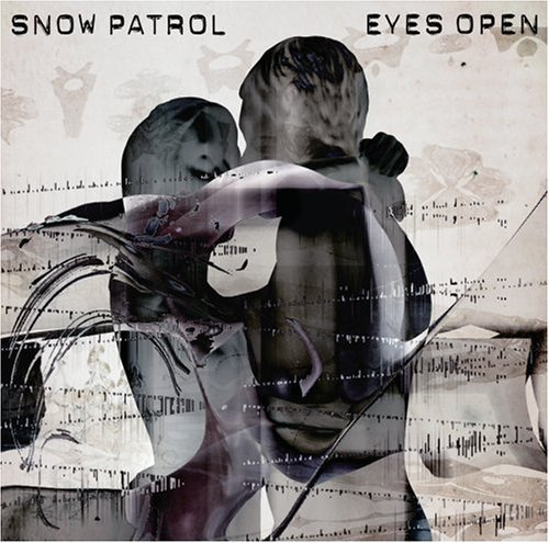 Snow Patrol Eyes Open Album cover