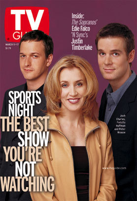 Sports Night - TV Guide