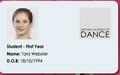 Tara's ID Card!