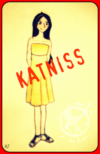 The Victor : Katniss