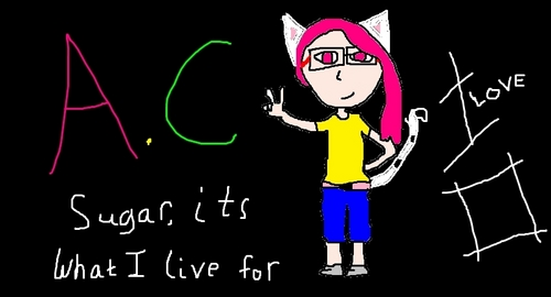 This is me, A.C