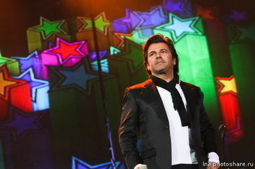 Thomas Anders achtergrond called Thomas Anders