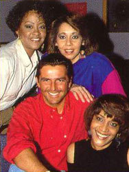 Thomas & The Three Degrees