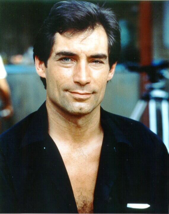 Timothy Dalton Photo