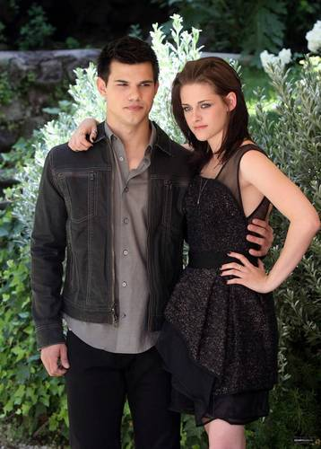 Twilight Saga 'Eclipse' Rome Photocall