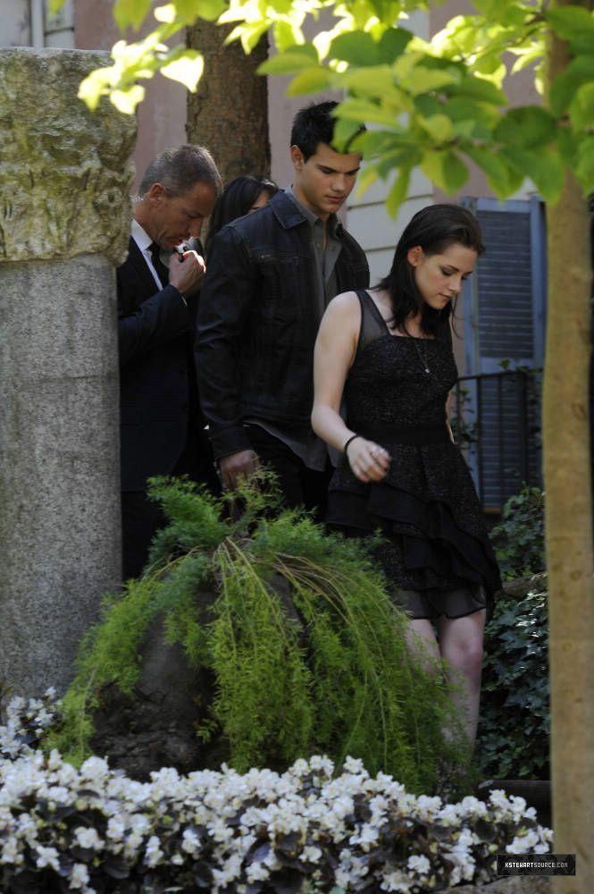 Twilight Saga 'Eclipse' Rome Photocall