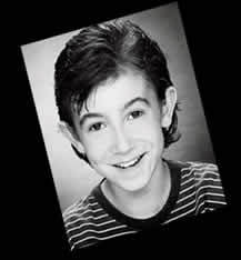 Vincent Martella When He Was In Elementary School