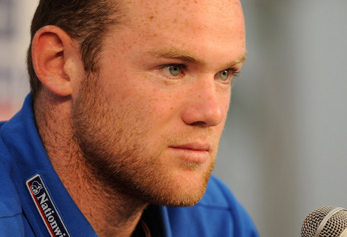 Wayne Rooney - Press Conference (June 16)