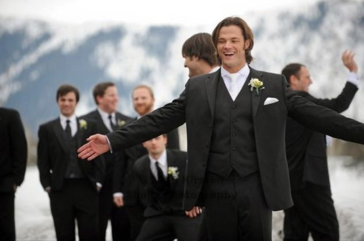 jared padalecki wedding. Wedding - Jared Padalecki