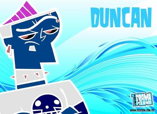 Weird Duncan