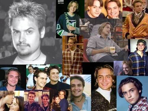 Will Friedle wallpaper entitled Will collage 3