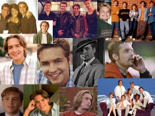 Will Friedle wallpaper entitled Will collage 6
