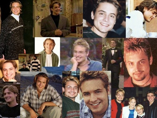 Will Friedle wallpaper entitled Will collage 7