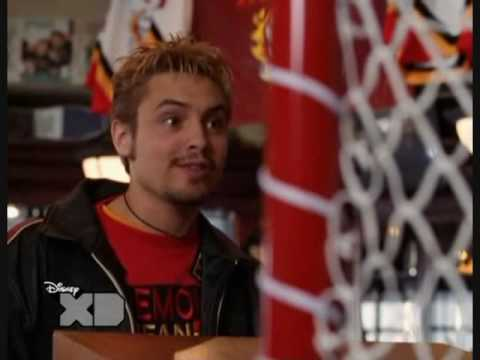 Will Friedle wallpaper entitled Will in H-E-double hockey sticks