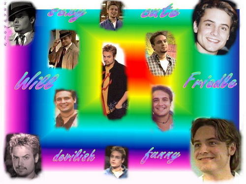 Will Friedle wallpaper entitled Will personalities