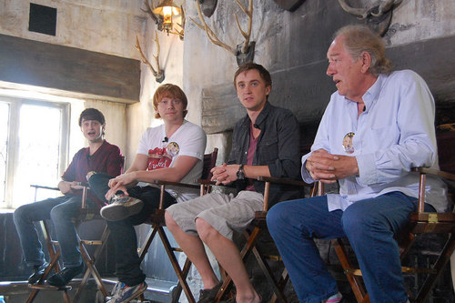 Wizarding World of Harry Potter Opening-Press conference