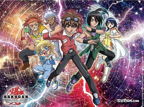 Amazoncom Bakugan Battle Brawlers Season 1