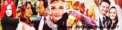 happy birthday nanda!