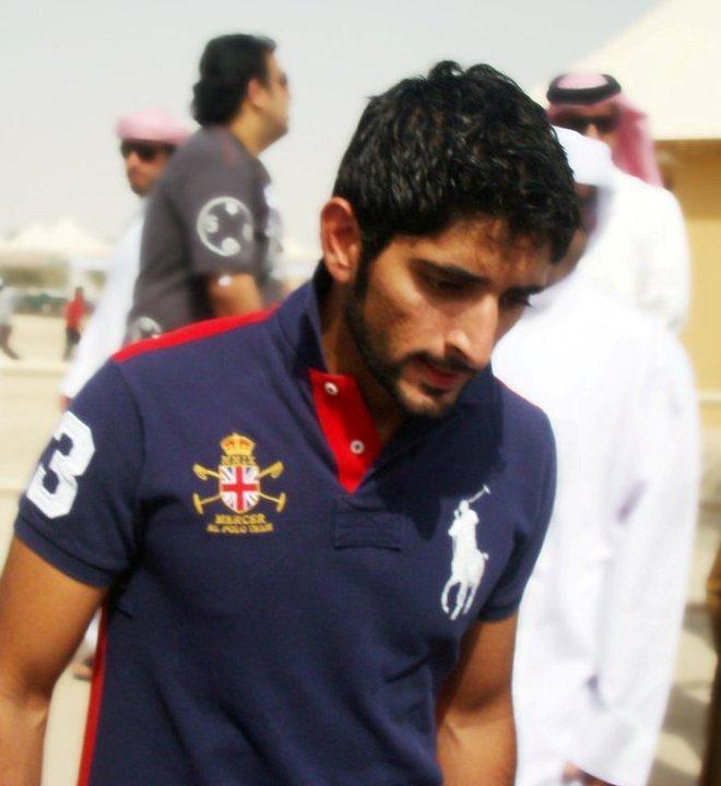 Ce jeune prince de Dubaï est un vrai prince charmant comme