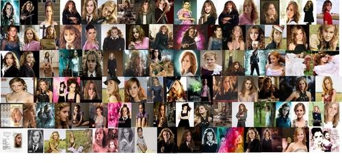 lots of hermiones