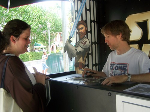 me and james arnold taylor