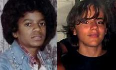 michael and prince! look alikes!