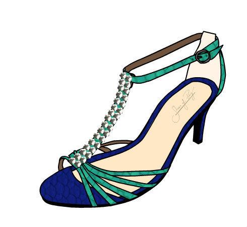 my shoe line