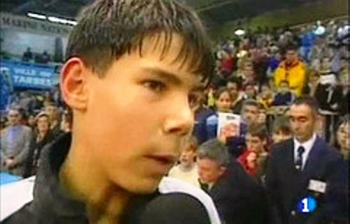 Rafael Nadal wallpaper called nadal in 2000