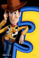poster woody - toy-story photo