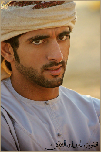 sheikh hamdan bin mohammed bin rashid al maktoum  - fazzaa Photo