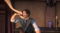 tangled (Rapunzel) disney flynn - disneys-rapunzel screencap