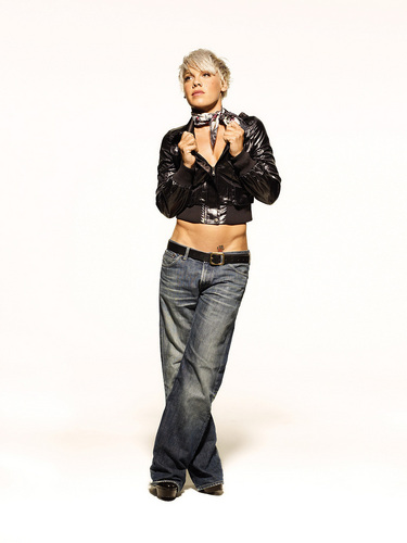 the beautiful p!nk
