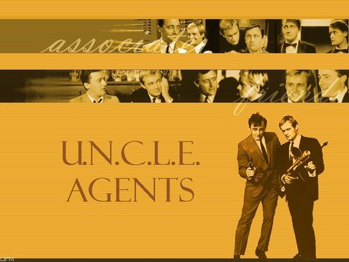 Man from U.N.C.L.E. wallpaper called the-man-from-uncle