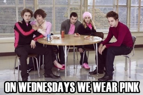Mean Girls wallpaper titled twilight
