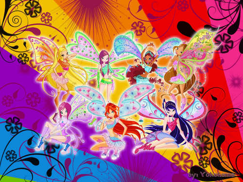 The Winx Club images winx club HD wallpaper and background photos