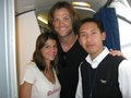 withafan - jared-padalecki-and-genevieve-cortese photo