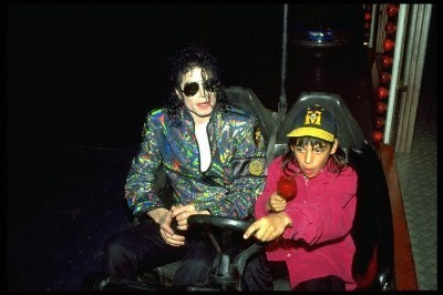 ♥ MJ with .....