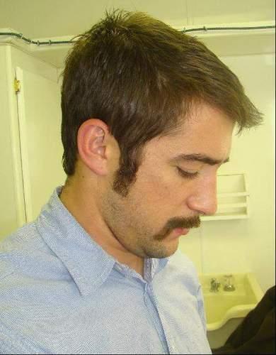 - Mustache Man -