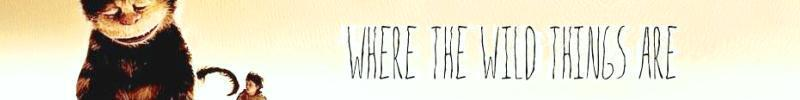 'Where The Wild Things Are' Banner