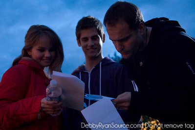 16 Wishes-Behind The Scenes