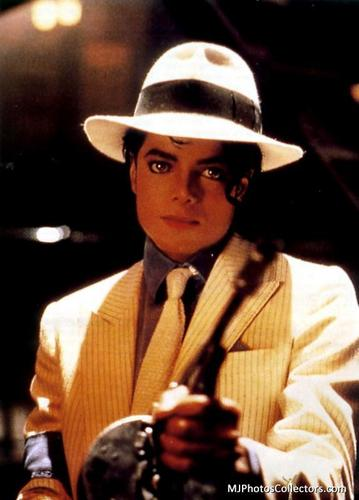 A Smooth Criminal