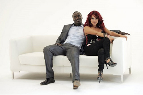 Akon Feat Dulce Maria