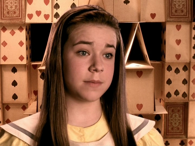 Tina Majorino alice in wonderland
