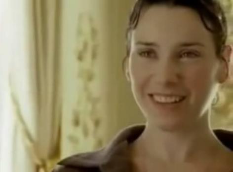 Jane Austens Heroines karatasi la kupamba ukuta titled Anne Elliot