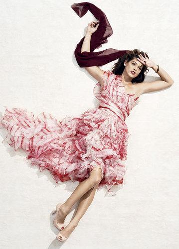 Ashley - Vanity Fair Magazine