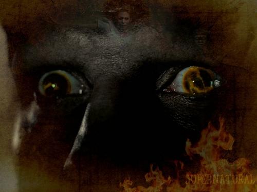 Demons of Supernatural Hintergrund called YED [Season 1]